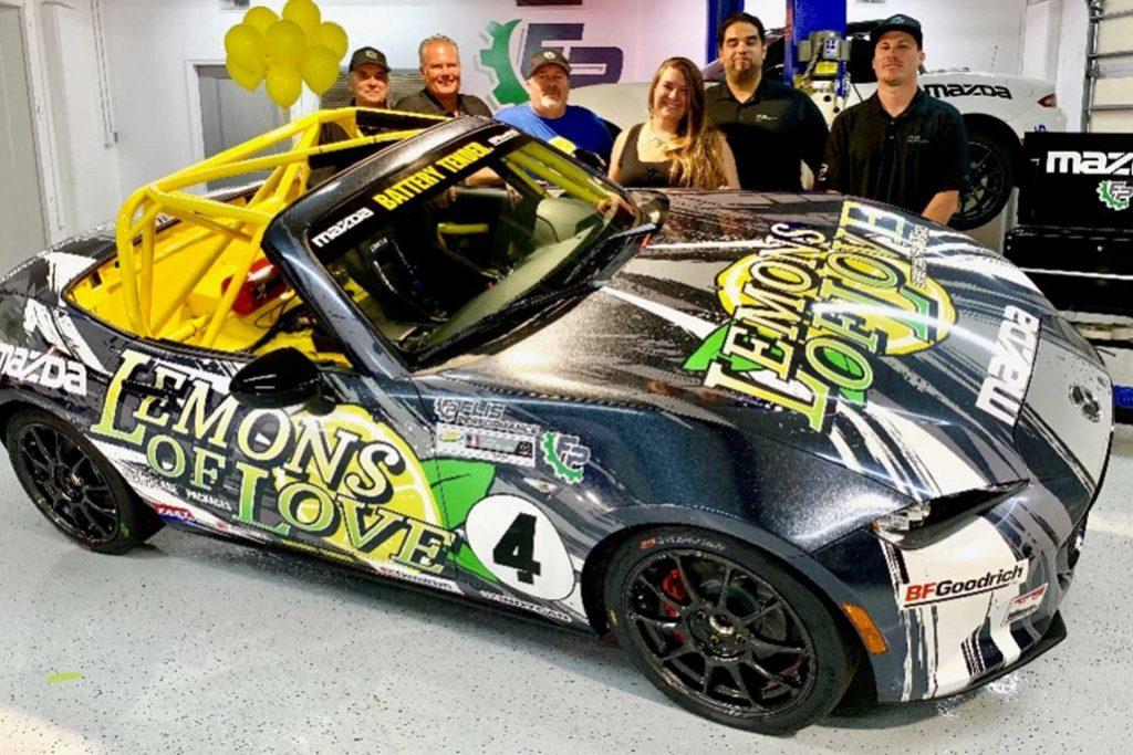 Help Lemons of Love Make Lemonade and Win a Race Car!