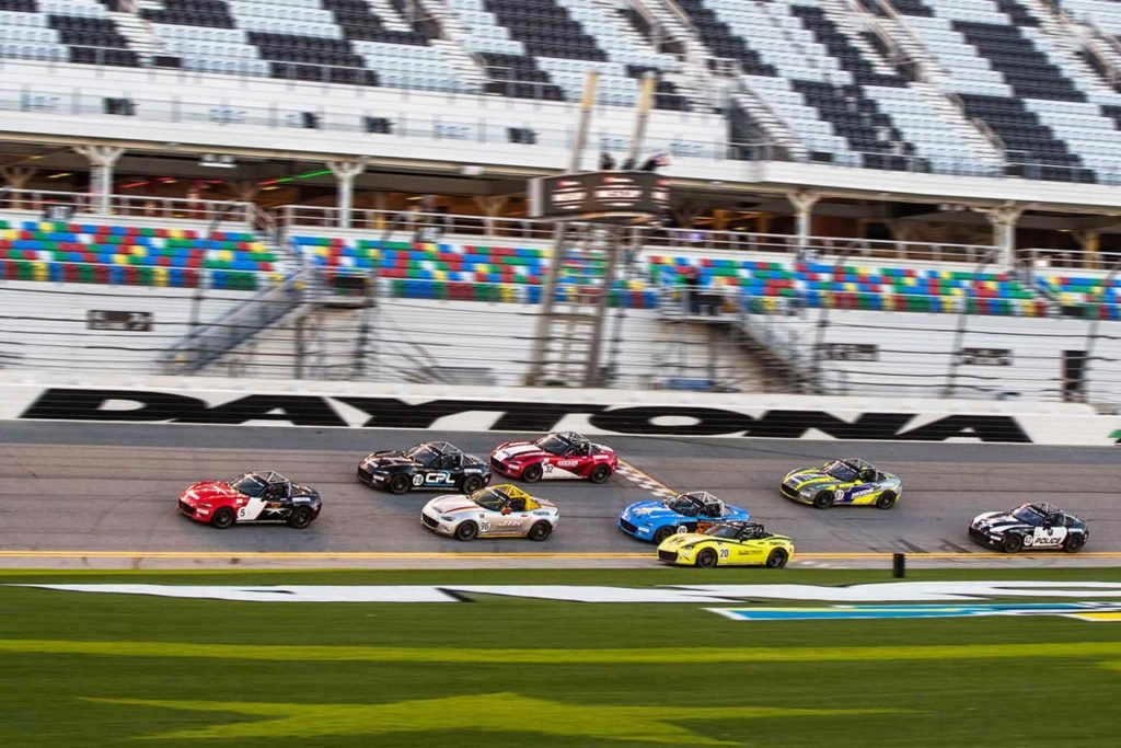 Lemons of Love's Fifth Annual Mazda MX-5 Cup Race Car Charity Giveaway