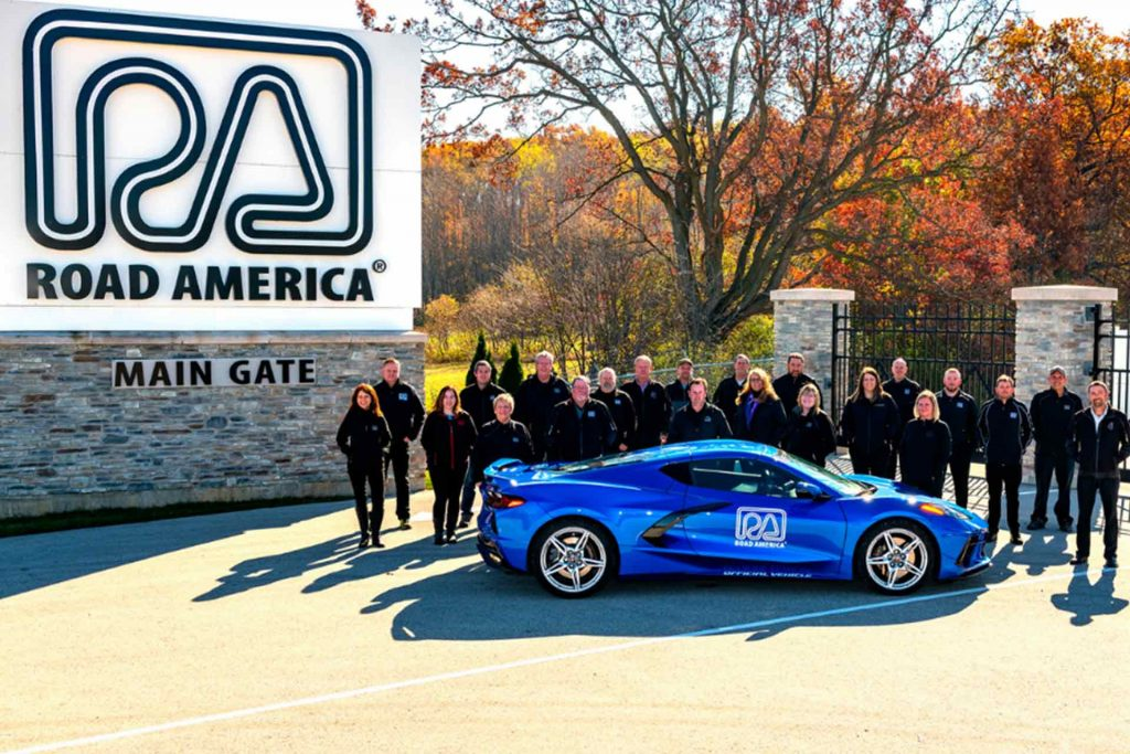 Road America Reflects on a Season of Giving Back