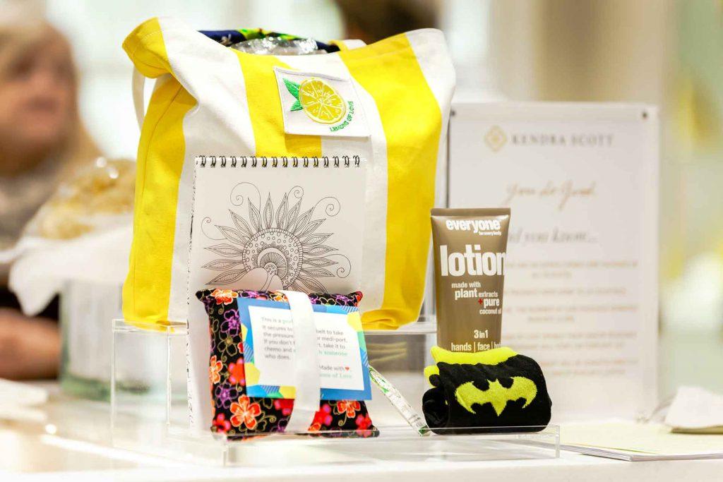 New philanthropic partners help Lemons of Love